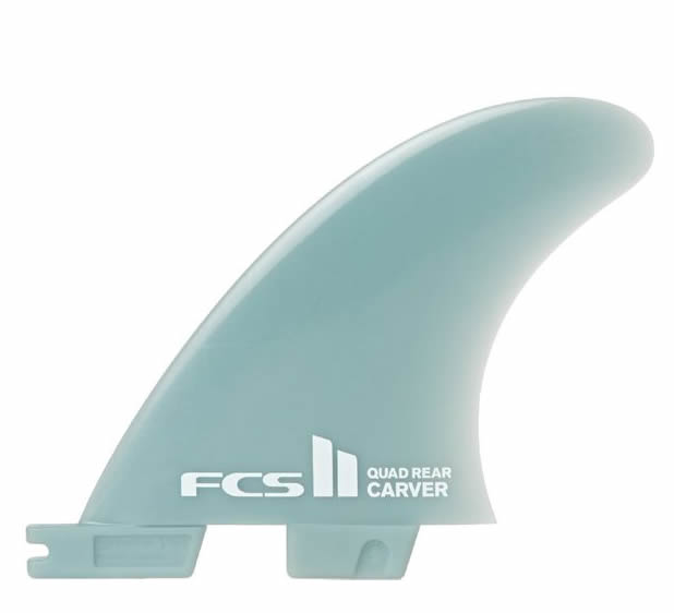 FCS  II   Carver Glass Flex Rear