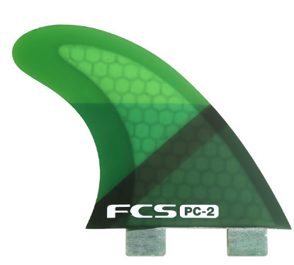 Quillas  FCS  PC-2 Green Slice