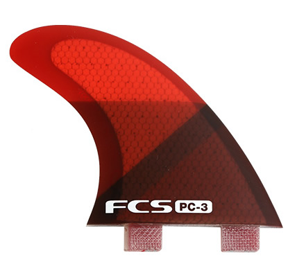 Quillas  FCS  PC-3 Red Slice