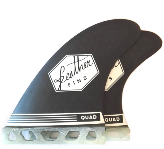 Quillas Feather Fins  Quad Ultra Light