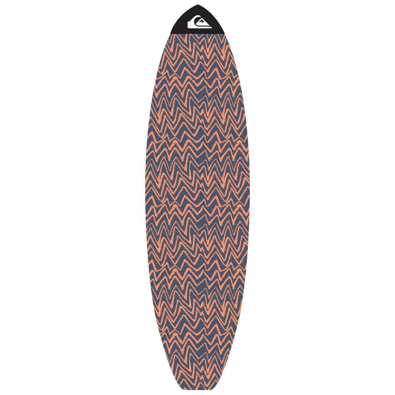 Calcetín Evo Fish Quiksilver  Orange