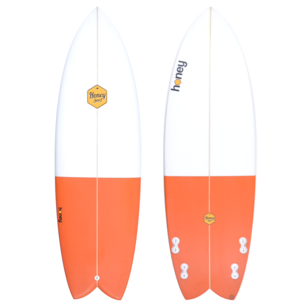 Honey  Surfboards  Fishcuit