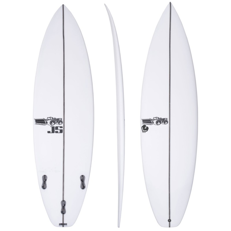 JS Surfboards Forget Me Not 2 Squash
