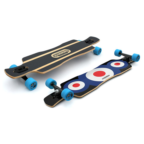 Hammond Free Ride Star Longboard