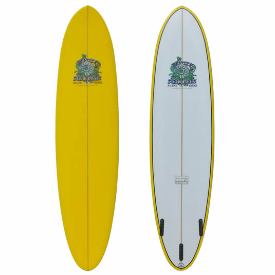 Country Surfboards Funboard