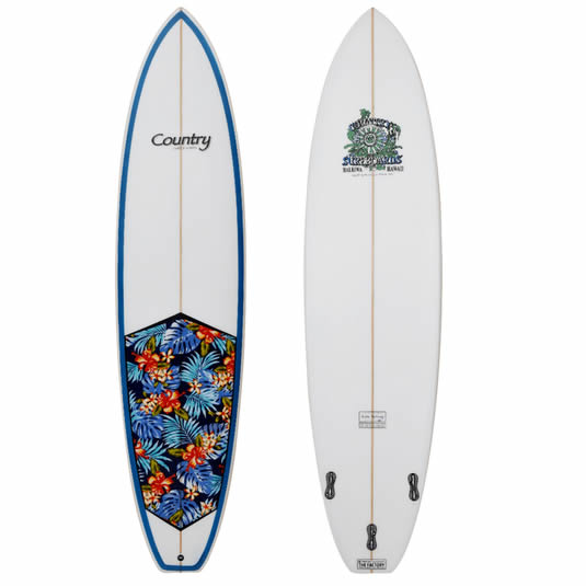 Country Surfboards Fun to the Max