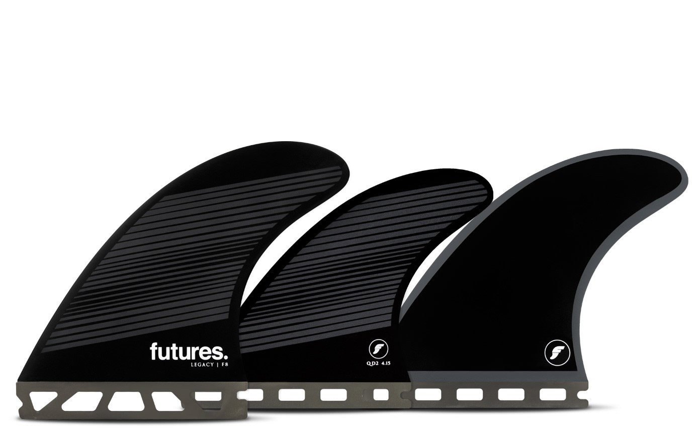 Quillas    Futures 5-Fin Honeycomb