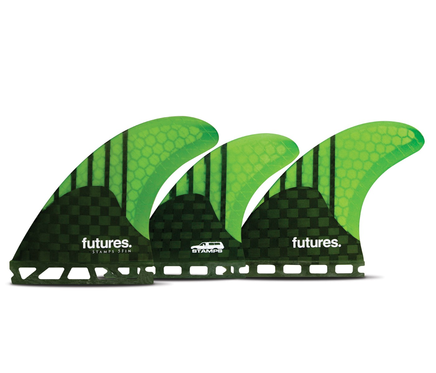 Quillas    Futures 5-Fin  Stamps Generation