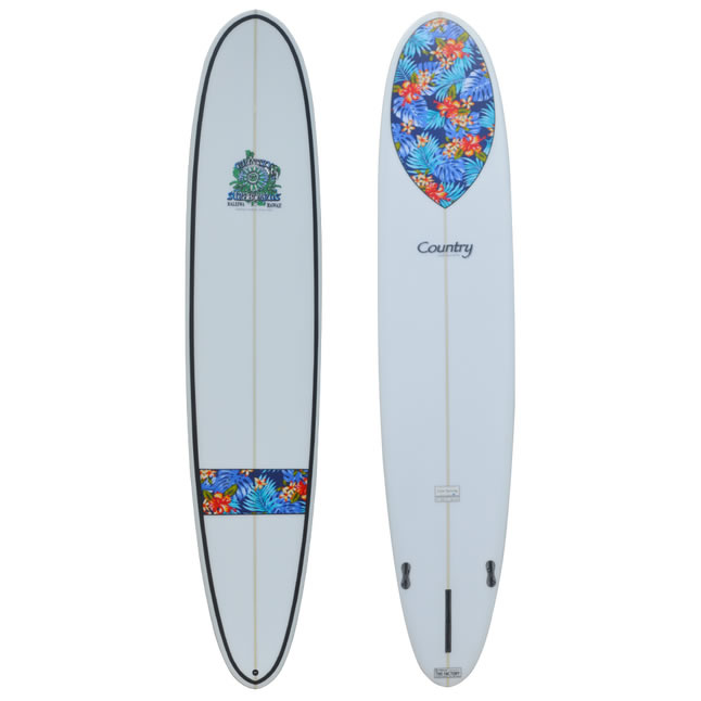 Country Surfboards Good Times