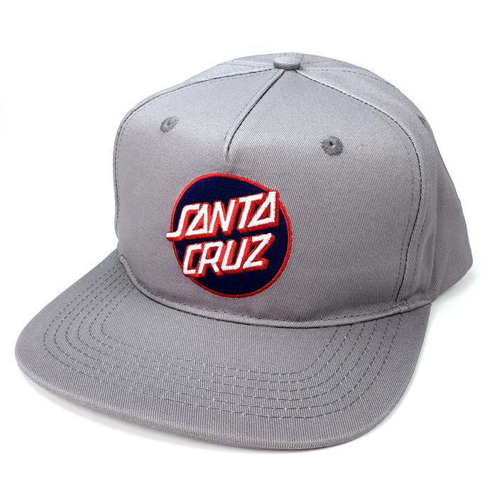 Santa Cruz  Classic Dot Charcoal