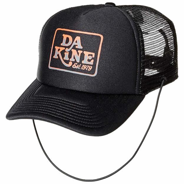 Gorra Dakine Lock Down Trucker Black