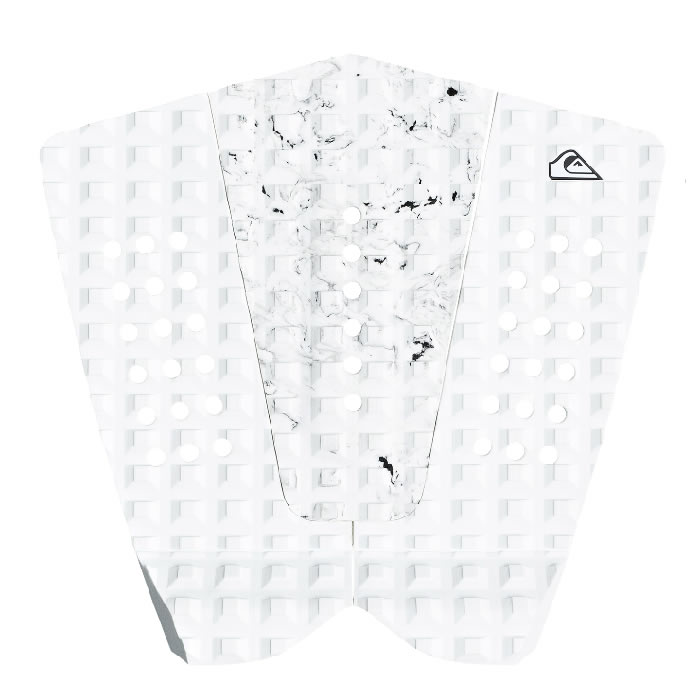 Grip Quiksilver Bat White