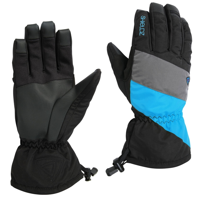 Guantes Snow Ride It Blue Shieldz