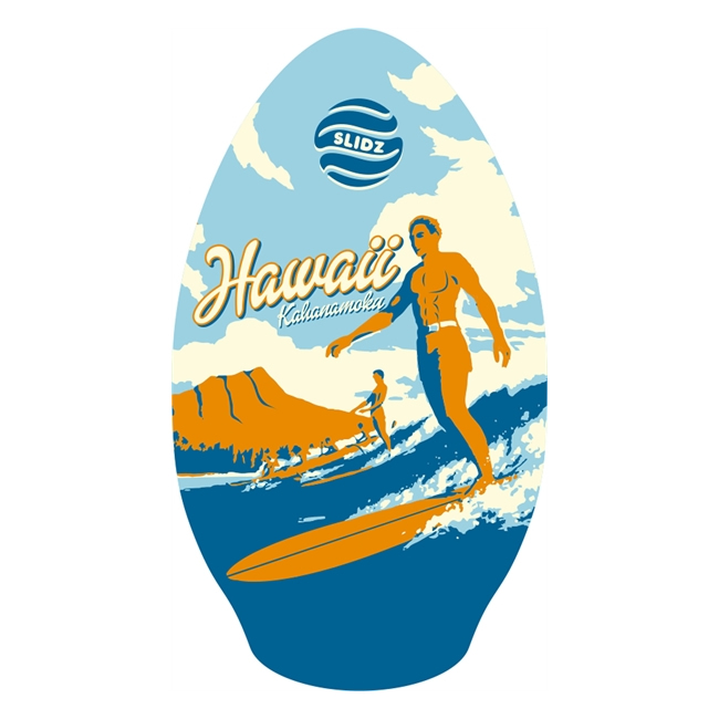 Skimboard 35''  Hawaii Duke Slidz