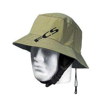 Gorro FCS Wet Bucket Sand