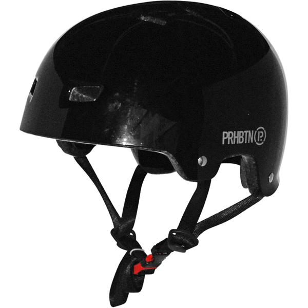 Casco Skate Prohibition Gloss Black