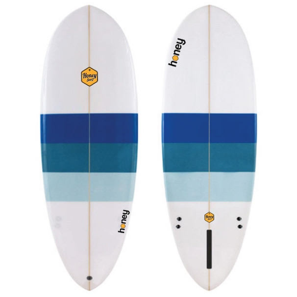 Honey  Surfboards The Sting