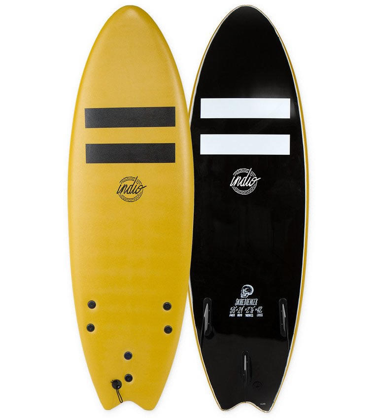 5'6'' Softboards Indio Shorebreaker