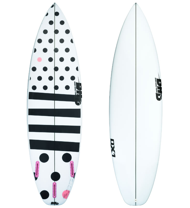 DHD Surfboards  DX1 Jack Freestone
