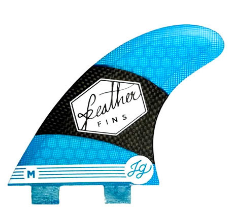 Quillas Feather  Fins    Jonathan