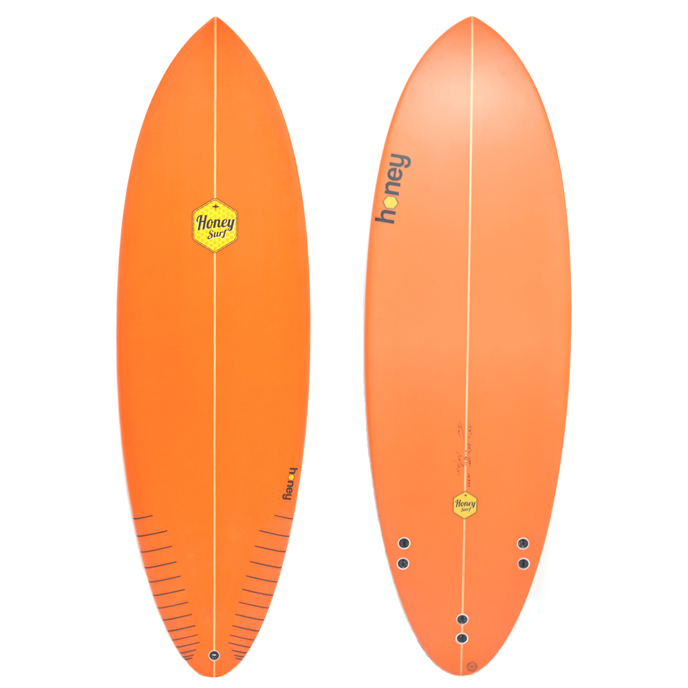 Honey   Surfboards  X-Kryptonite