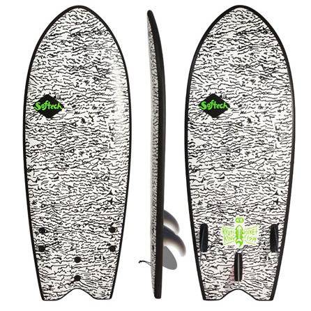 4'8'' Softech Kyuss King Fish