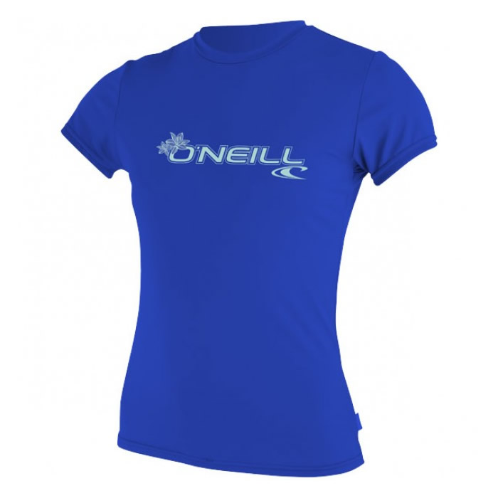 O'Neill  Basic Skins   S/S Woman Blue