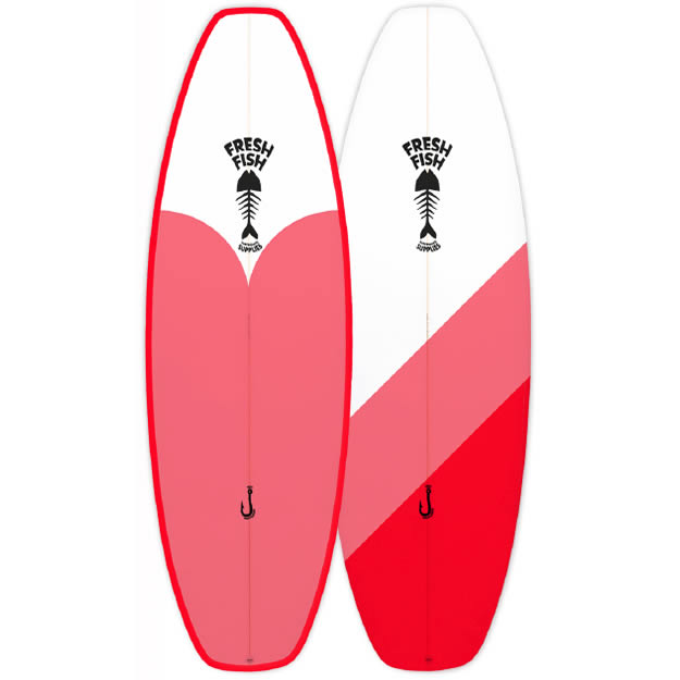 Fresh  Surfboards The Lobster