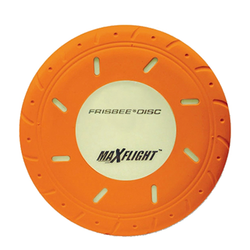 Frisbee  Disc   Max Flight Glow