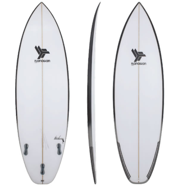 Flanagan Surfboards Mistress