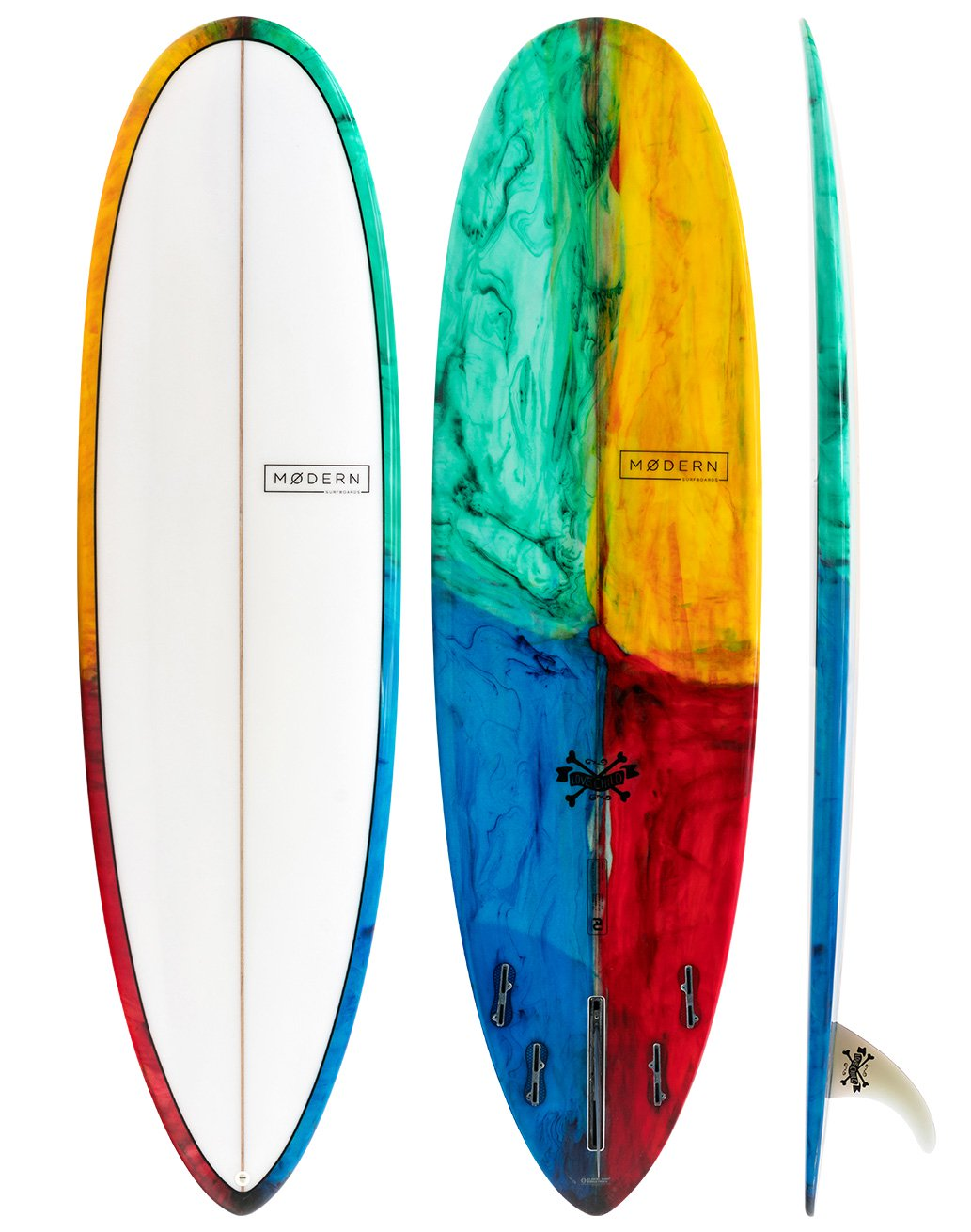 Modern  Surfboards Love Child