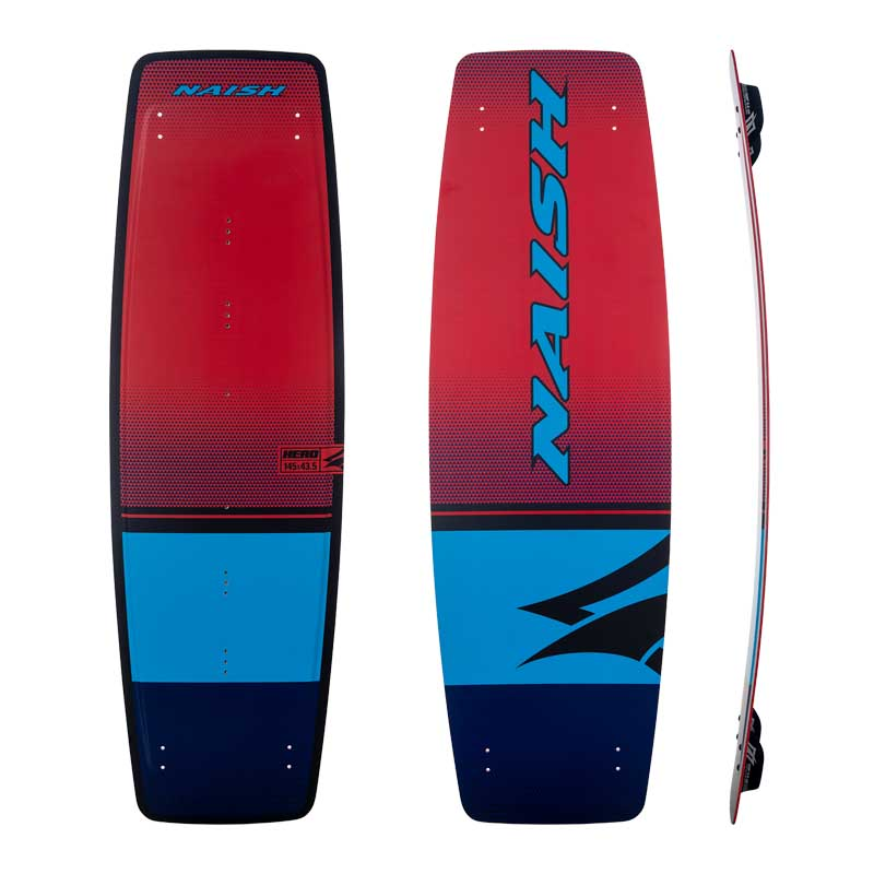 Twin Tips Naish 2020   Hero