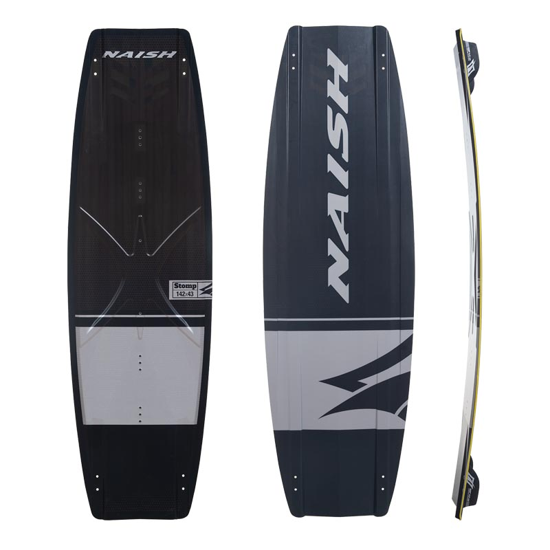 Twin Tips Naish 2020  Stomp