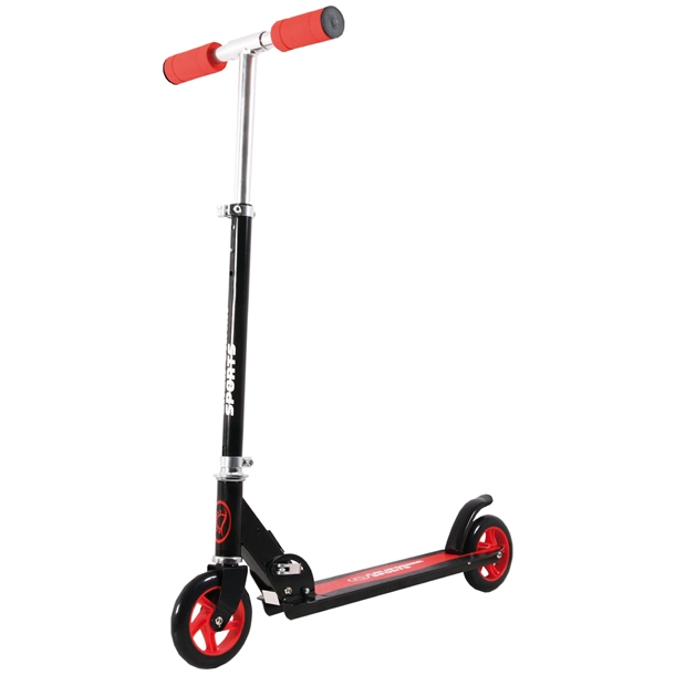 Scooter California Sports Plegable Red