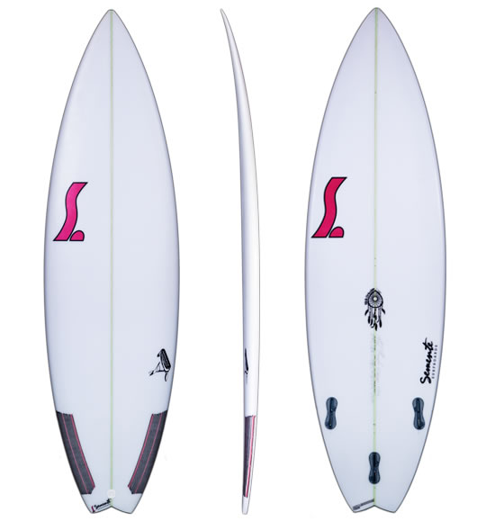 Semente Surfboards Needful
