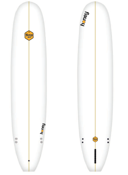 Honey Surfboards Nose Rider