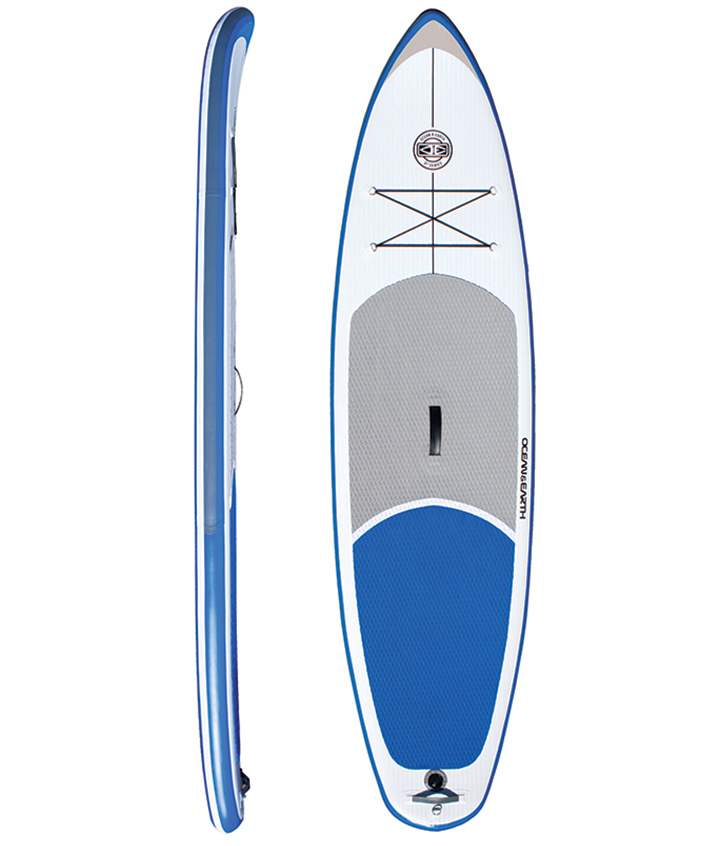 O2 Inflatable SUP Ocean&Earth 10'6