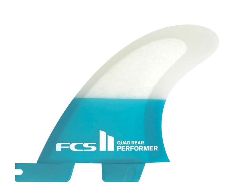FCS  II Performer PC Quad Rear