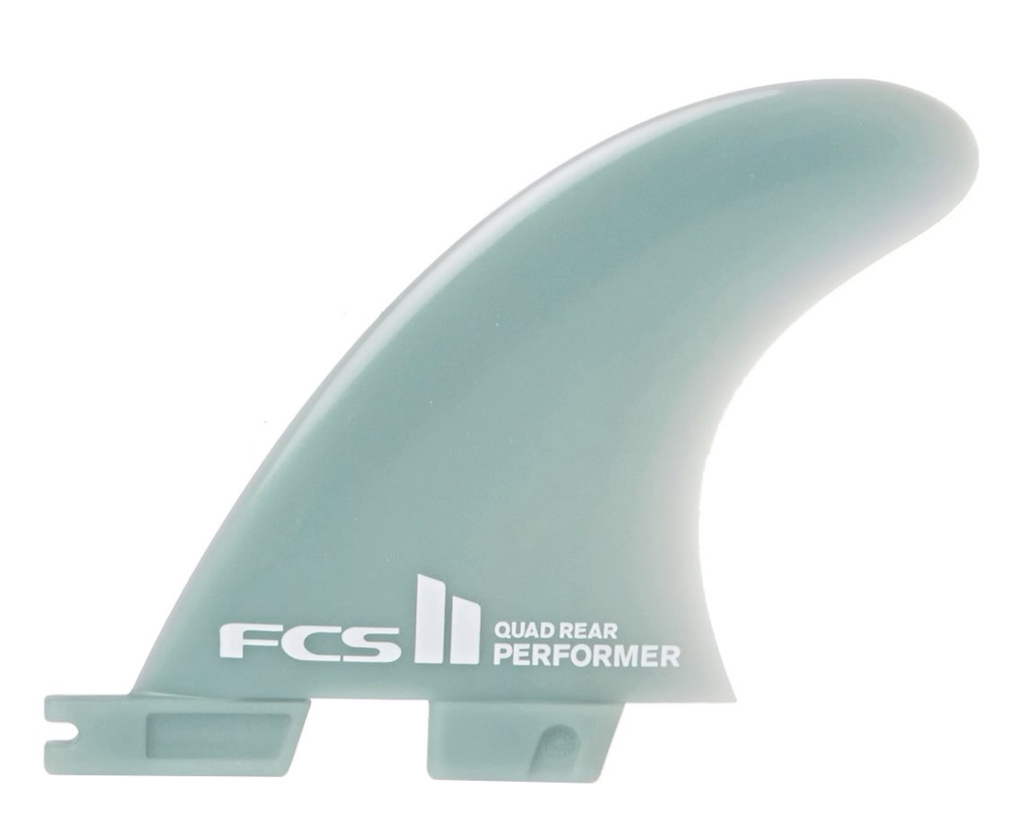 FCS  II Performer Glass Flex Rear