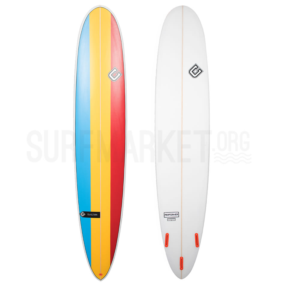 Clayton Surfboards  The Performer