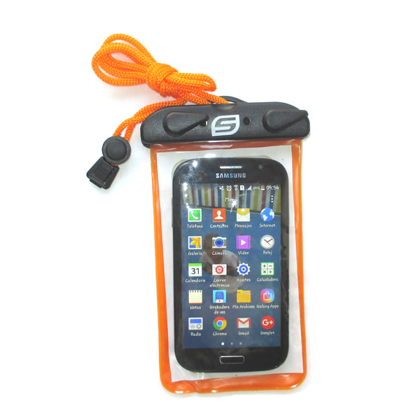 Funda Smartphone Safe Orange