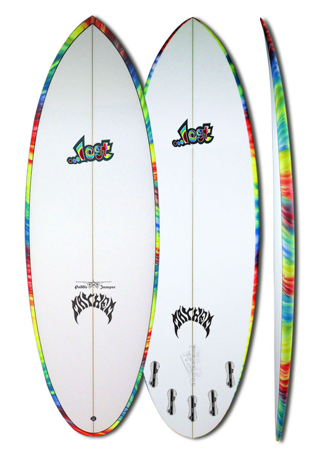 Lost     Surfboards Puddle Jumper RP