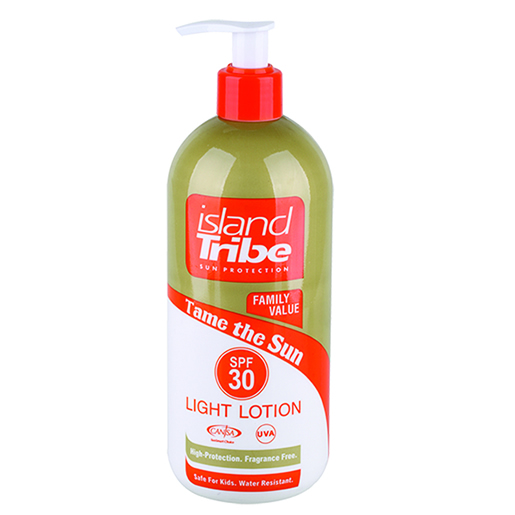 Island Tribe SPF 30 Light Lotion