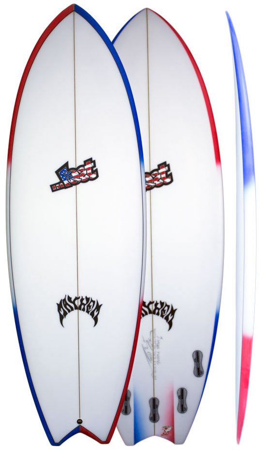 Lost     Surfboards    Puddle Fish