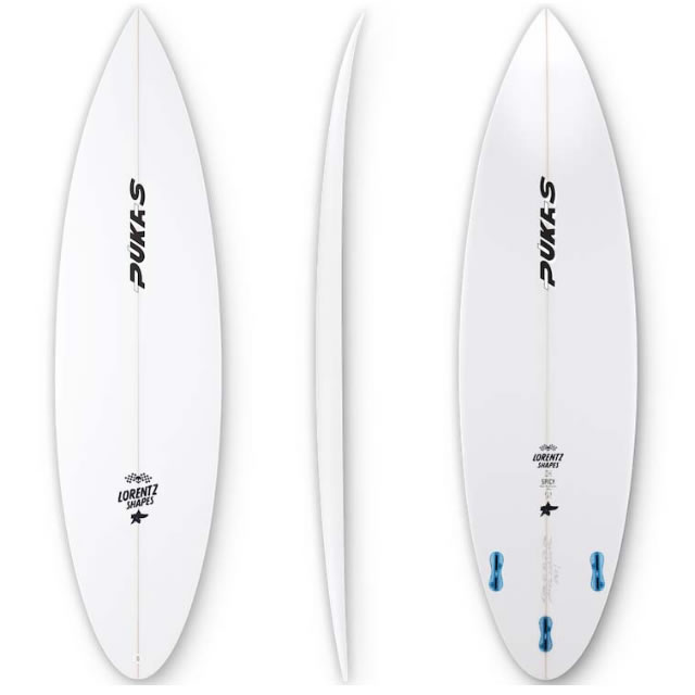 Pukas  Surfboards    Spicy