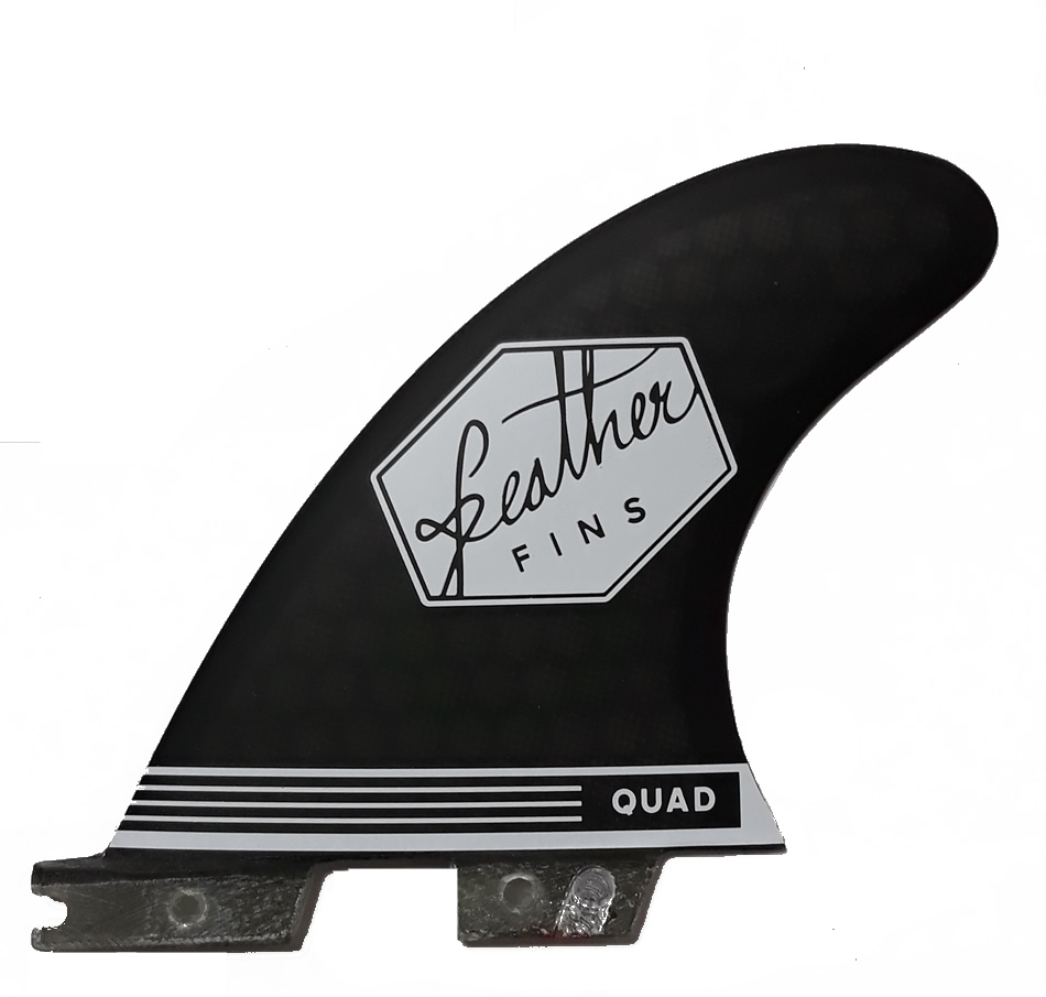 Feather Fins   Quad Rear