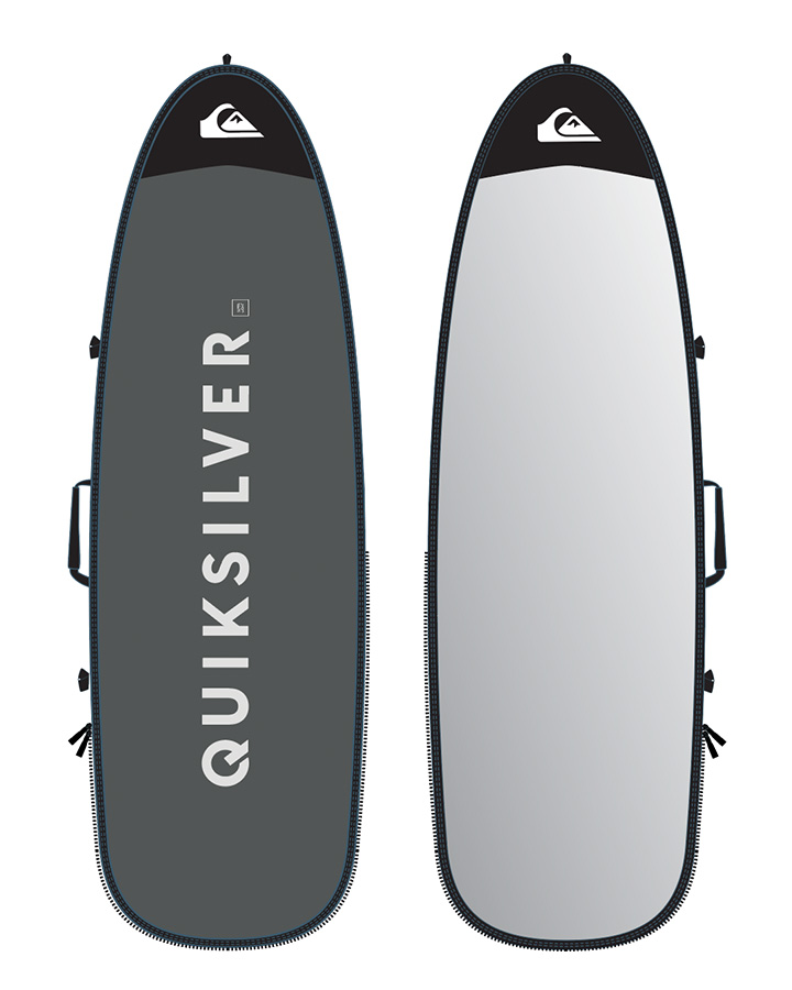 Funda Fish   Super Light Quiksilver