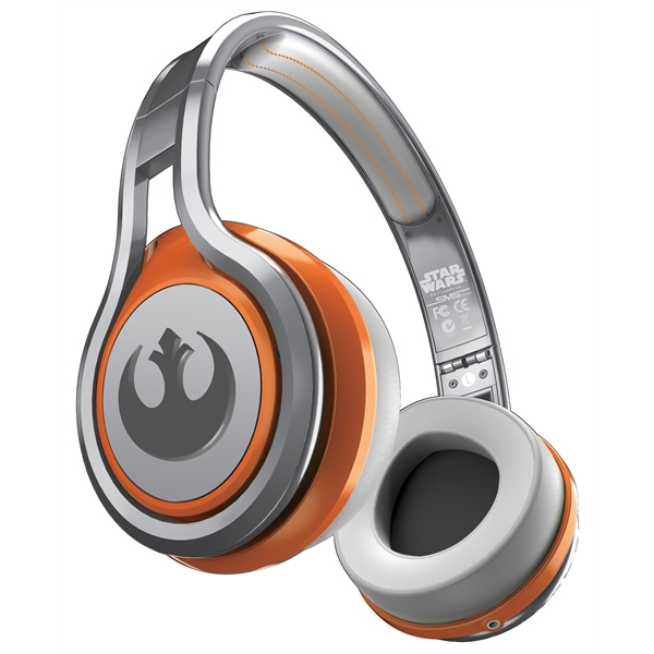 SMS Audio On-ear Wired StarWars Rebel