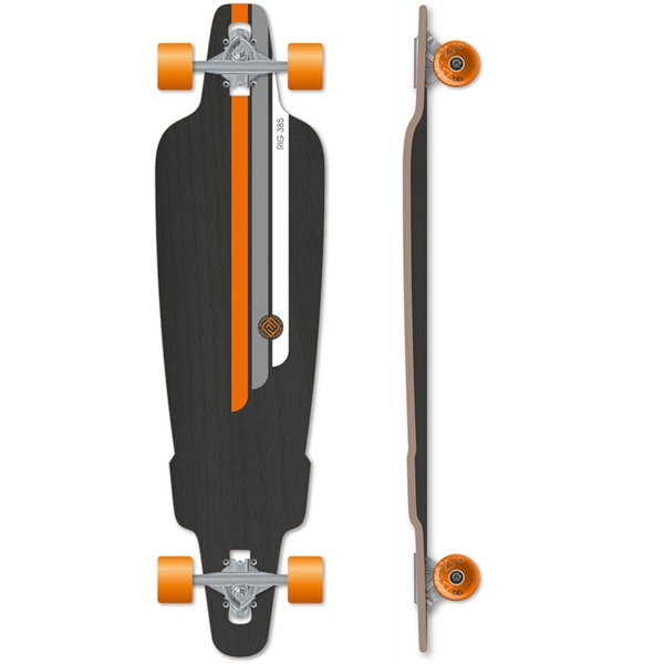 Flying Wheels 38.5''  Rig Black