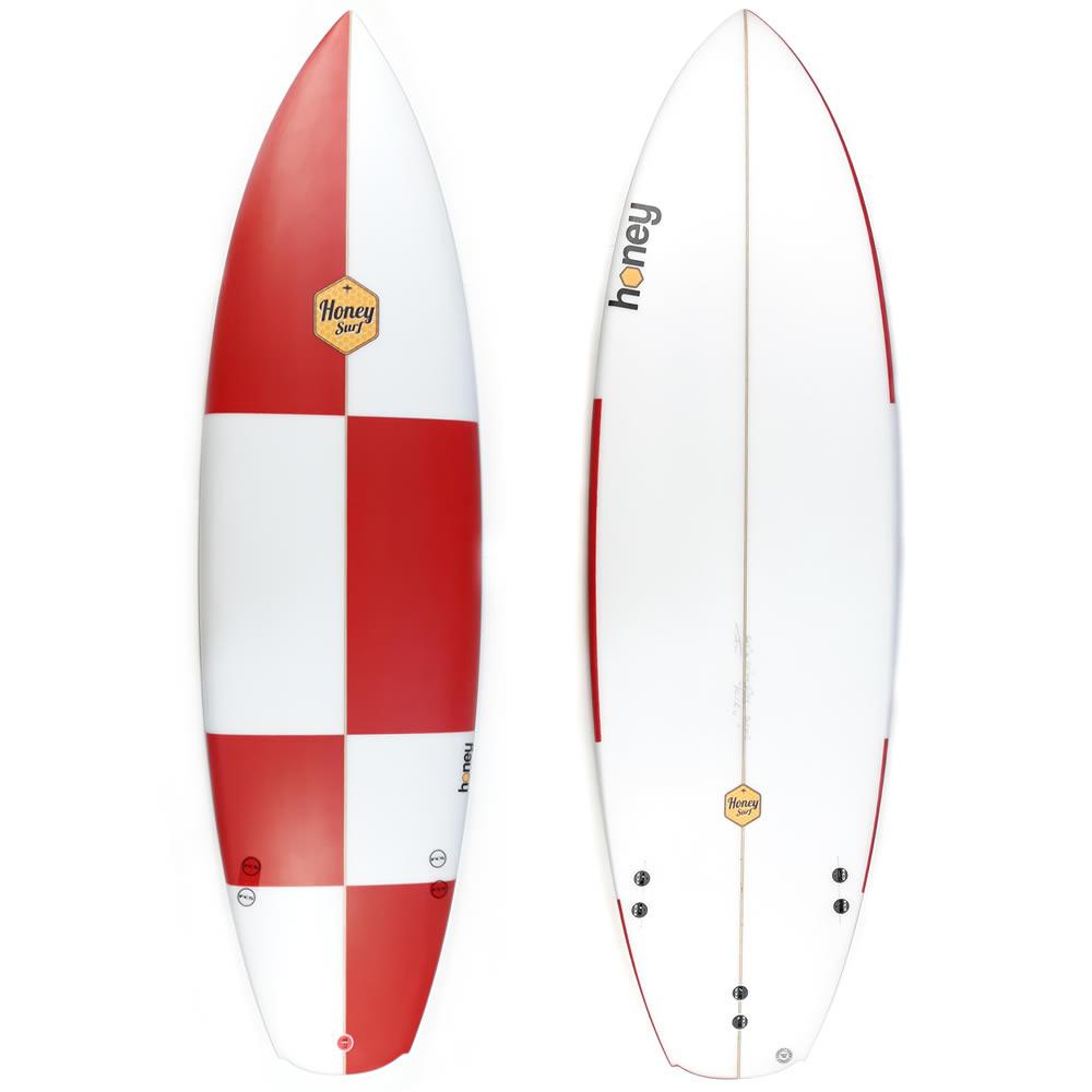 Honey  Surfboards     The  Rocket